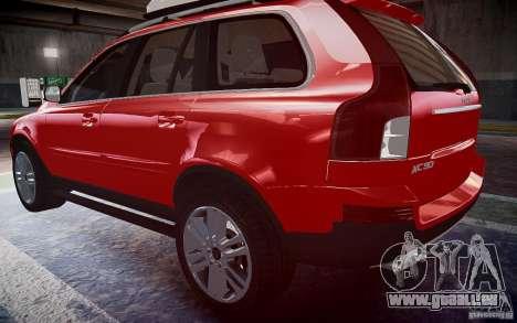 Volvo XC 90 pour GTA 4 est une gauche