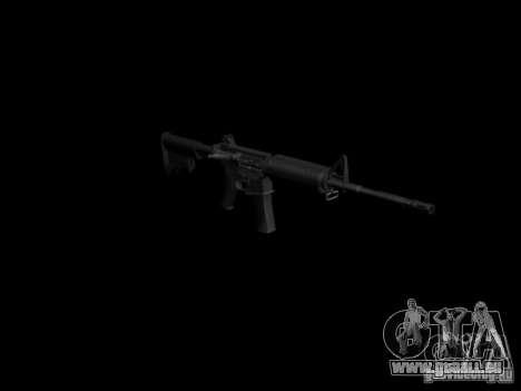 Armes de GTA 4 pour GTA San Andreas neuvième écran