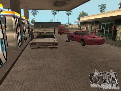 Lebendige Raum v1. 0 für GTA San Andreas