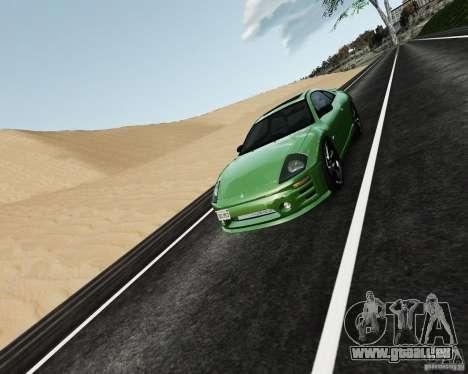 Mitsubishi Eclipse GT-S pour GTA 4 est un côté