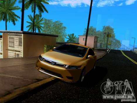Honda Civic Si JDM pour GTA San Andreas