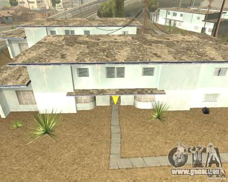 Revitalisierende Droge Den v1. 0 für GTA San Andreas