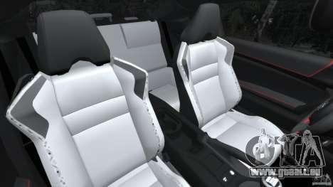 Scion FR-S für GTA 4 Innenansicht