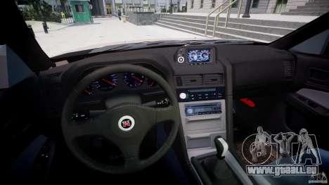 Nissan Skyline GT-R 34 V-Spec pour GTA 4 Vue arrière