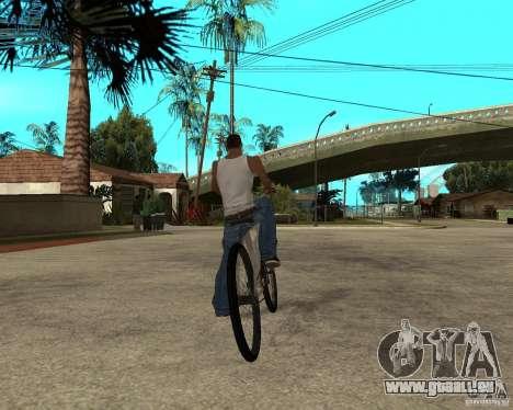 Ural für GTA San Andreas zurück linke Ansicht