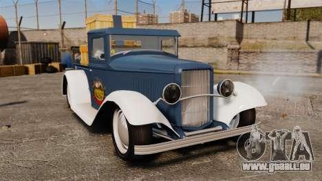 Ford Farmtruck MF 1932 pour GTA 4