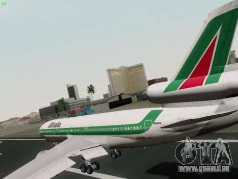 McDonell Douglas DC-10-30 Alitalia pour GTA San Andreas
