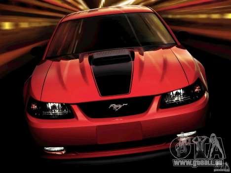 Écrans de chargement dans le style de la Ford Mu pour GTA San Andreas deuxième écran