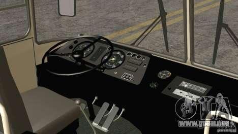 LAZ 699R 93-98 Haut 1 für GTA San Andreas Seitenansicht
