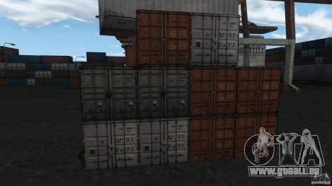 Tokyo Docks Drift für GTA 4 siebten Screenshot