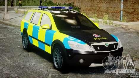 Skoda Octavia Scout Essex [ELS] für GTA 4