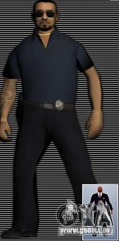 New FBI Agents pour GTA San Andreas quatrième écran
