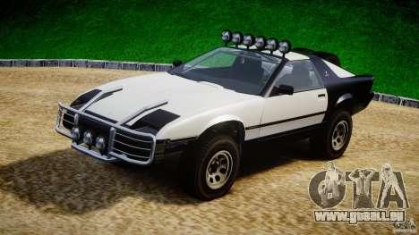 Ruiner Trophy Truck pour GTA 4 est un droit