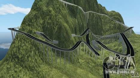 MG Downhill Map V1.0 [Beta] pour GTA 4 secondes d'écran