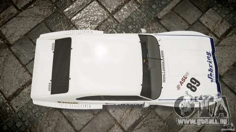 Ford Capri RS 1974 für GTA 4 obere Ansicht