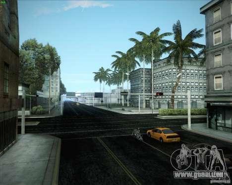 Nouvelles routes autour de San Andreas pour GTA San Andreas dixième écran
