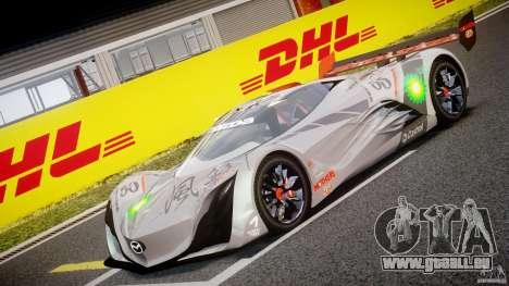 Mazda Furai Concept 2008 für GTA 4
