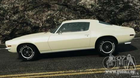 Chevrolet Camaro 1970 v1.0 für GTA 4 linke Ansicht