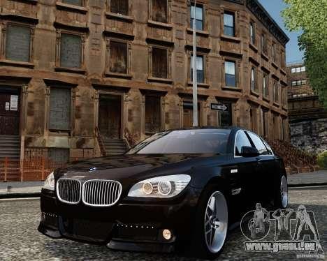 BMW 750Li (F02) Hamann 2010 v2.0 für GTA 4