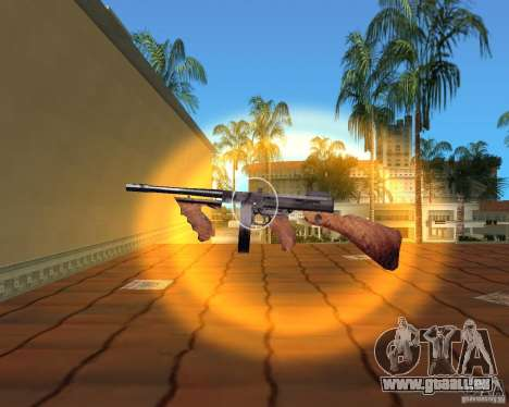 Thompson Model 1928 pour GTA Vice City