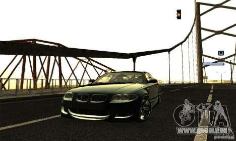 ENB Series 2013 HD by MR pour GTA San Andreas deuxième écran
