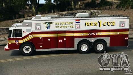 FDNY Rescue 1 [ELS] pour GTA 4 est une gauche
