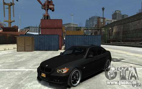 BMW 330i E60 Tuned 1 für GTA 4