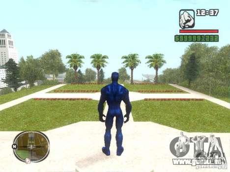 Spider Man 2099 für GTA San Andreas zweiten Screenshot