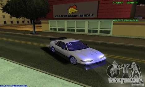 Nissan Silvia S13 Tunable pour GTA San Andreas