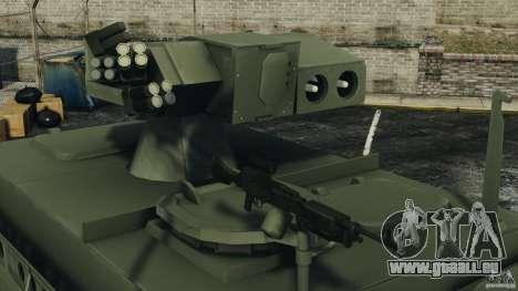 Stryker M1134 ATGM v1.0 pour GTA 4 est un côté