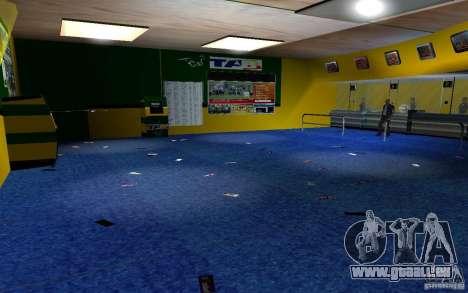 Nouveau bureau de Bukmejkerskaâ pour GTA San Andreas septième écran