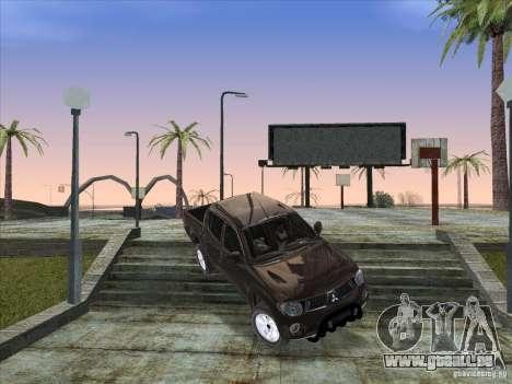 Los Angeles ENB modification Version 1.0 pour GTA San Andreas quatrième écran