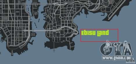 Ebisu Circuit pour GTA 4 huitième écran