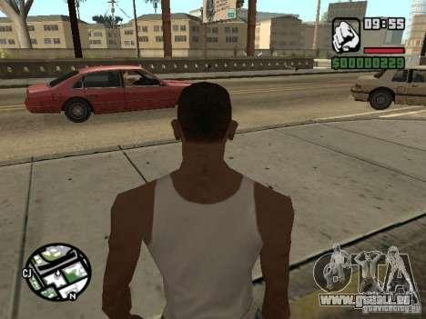 Kyubi-Bomb pour GTA San Andreas quatrième écran