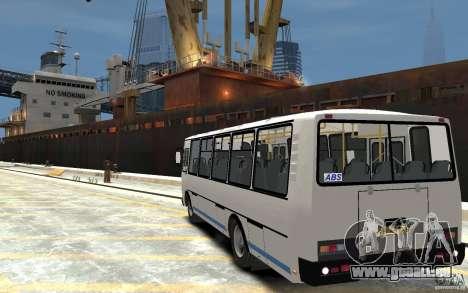 GROOVE-4234 v2. 0 für GTA 4 hinten links Ansicht