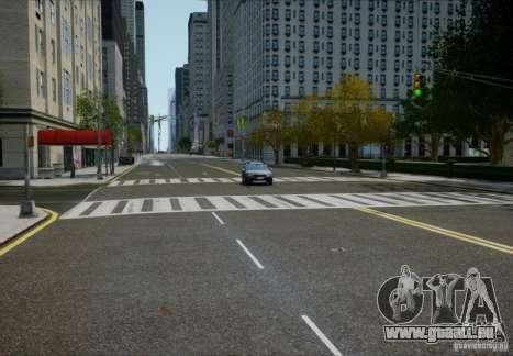HD Roads pour GTA 4