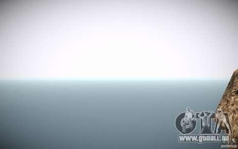 HD Water v4 Final pour GTA San Andreas neuvième écran