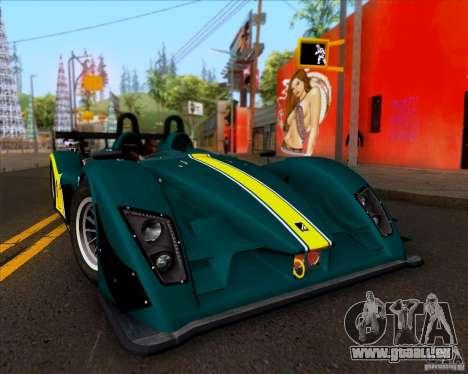 Caterham Lola SP300R pour GTA San Andreas