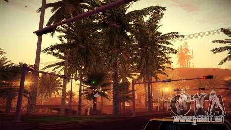 HD Trees pour GTA San Andreas troisième écran