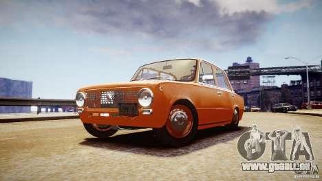 VAZ 2101 pour GTA 4