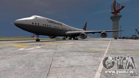 Lufthansa MOD für GTA 4