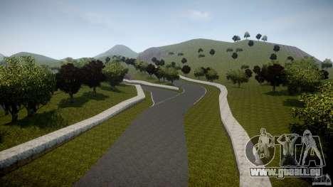 Maple Valley Raceway pour GTA 4 douzième d'écran