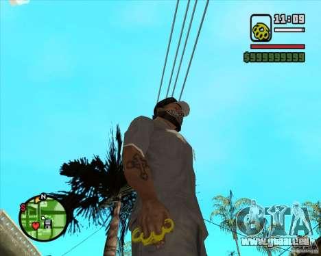Goldene Schlagring für GTA San Andreas zweiten Screenshot