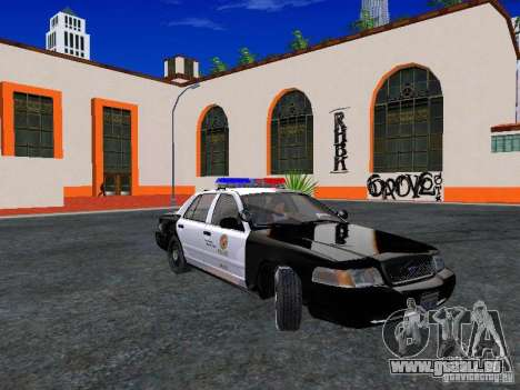 Ford Crown Victoria San Andreas State Patrol pour GTA San Andreas
