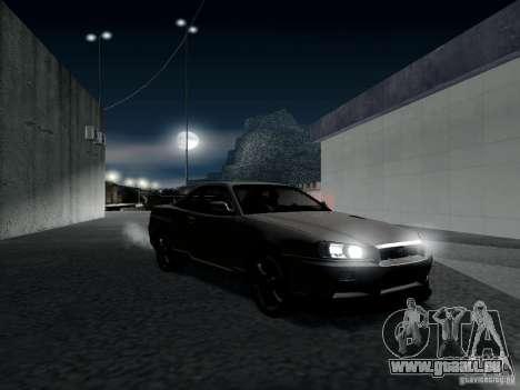 ENBSeries by Shake pour GTA San Andreas onzième écran