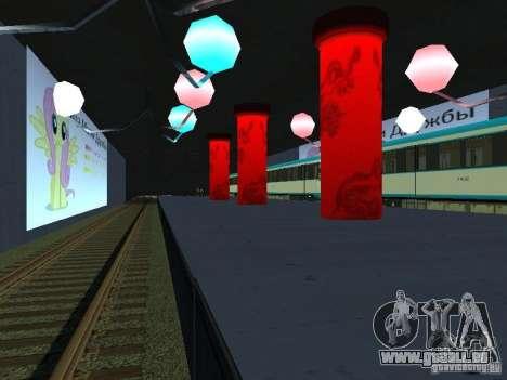 Greatland-Grèjtlènd v0.1 pour GTA San Andreas sixième écran
