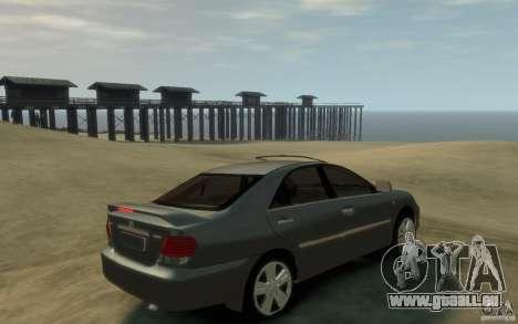 Toyota Camry 2006 pour GTA 4 est un droit