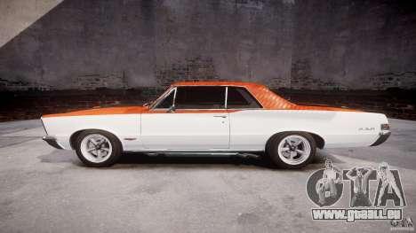 Pontiac GTO 1965 v3.0 für GTA 4 linke Ansicht
