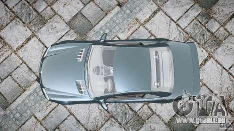 Mercedes Benz SL65 AMG V1.1 pour GTA 4 est un droit