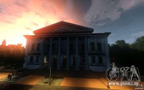 Menü- und Boot-Bildschirme von Liberty City in G für GTA San Andreas sechsten Screenshot
